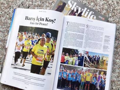 Kasım 2016 - THY Skylife Magazine