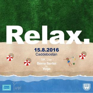 Global Relaxation Day ⎮ 15.08.2016