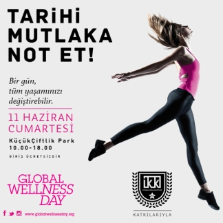 Global Wellness Day ⎮ 11.06.2016
