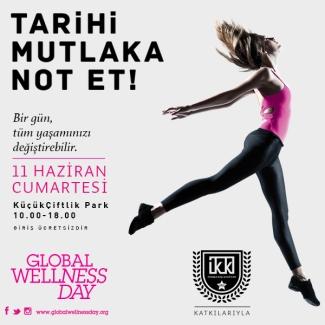 Global Wellness Day ⎮ 11.06.2016