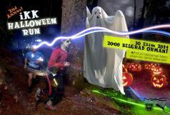 İKK Halloween Run ⎮ 30.10.2014