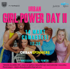 Girl Power Day ⎮ 14.03.2015