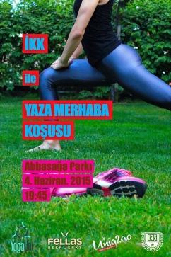 Yaza Merhaba ⎮ 04.06.2015