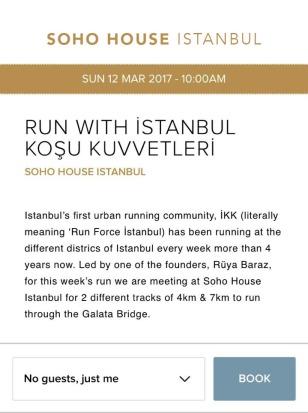 Soho House Istanbul ⎮ 12.03.2017