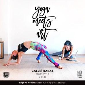 Yoga Meets Art ⎮ 30.03.2017