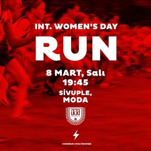 Int'l Women's Day Run ⎮ 08.03.2016