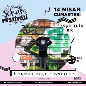 İKK x Sokak Festivali   14.04.2018