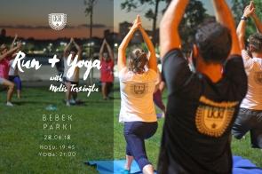 Run + Yoga with Melis Terzioğlu | 28.06.2018